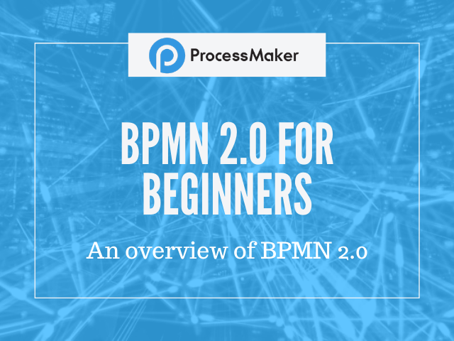 bpmn 2.0 for beginners