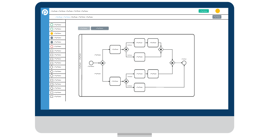 Empower business analysts with low-code BPM